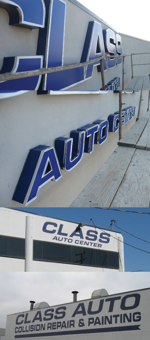 Class Auto Center Long Beach California