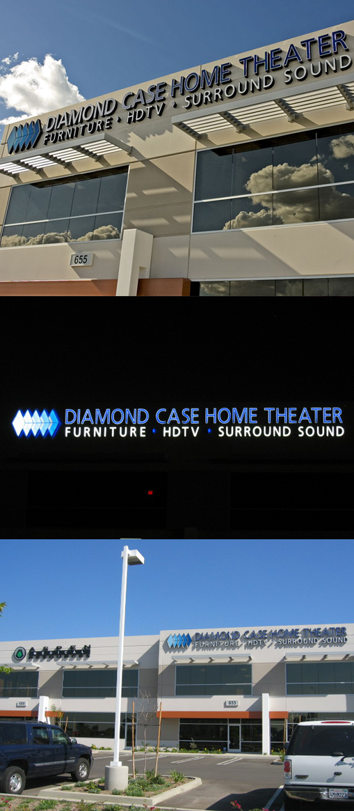 Diamond Case Home Theater Anaheim CA