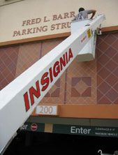Sign Installation and Repair